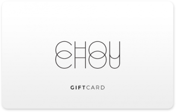 Chouchou GiftCard SILVER